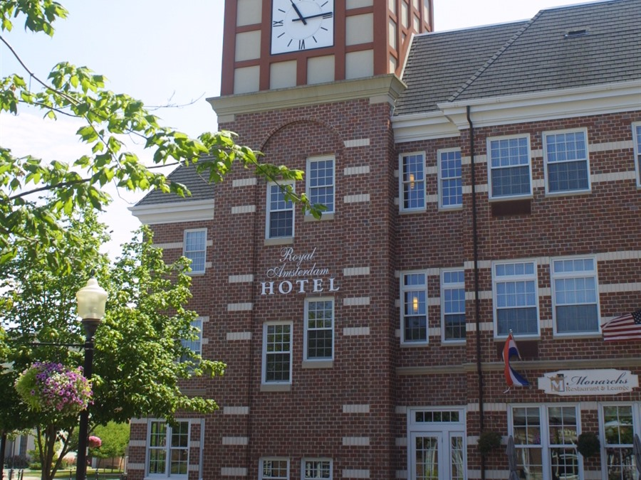 Royal Amsterdam Hotel Pella